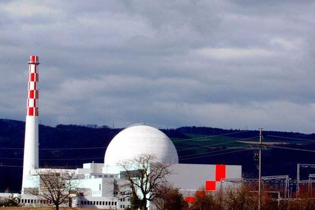 Akw-Sicherheitszonen am Hochrhein: