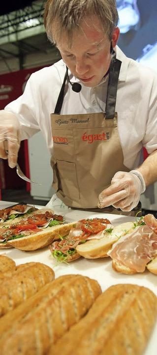 Lecker: Kochshows sind  in Frankreich beliebt.  | Foto: Veranstalter
