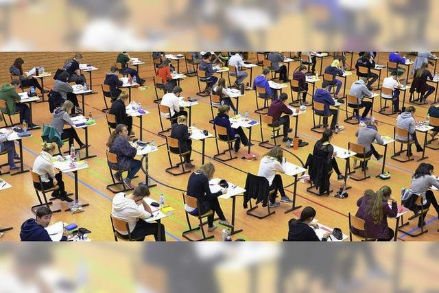 111 Abiturienten am Start