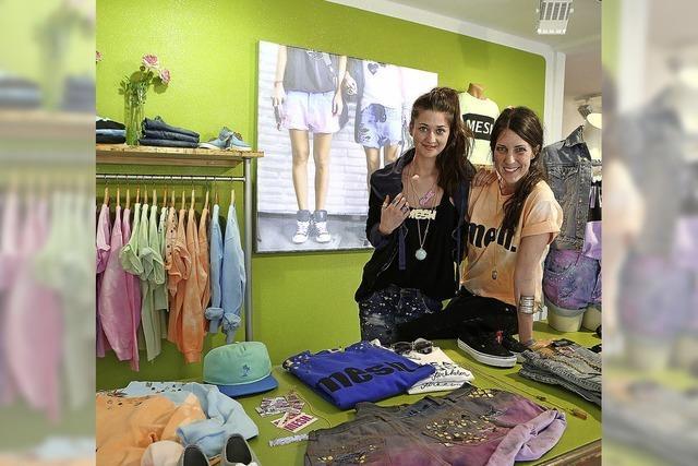 Mesh.Store verkauft Kleidung aus eigener Herstellung