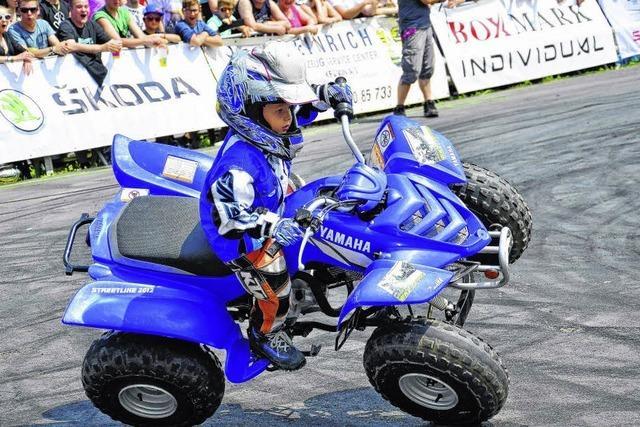 70 Aussteller bei der Motorradmesse