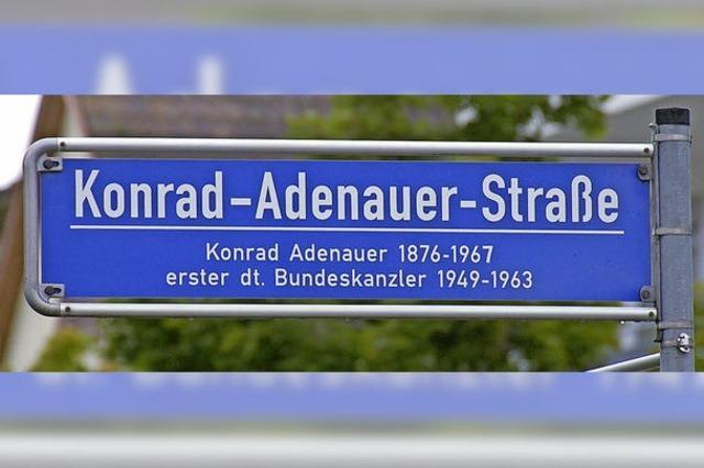 MARKTGEFLÜSTER: Lörrach hat einen Kanzler