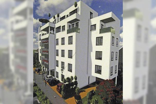 Pläne für Wohnpflegeheim