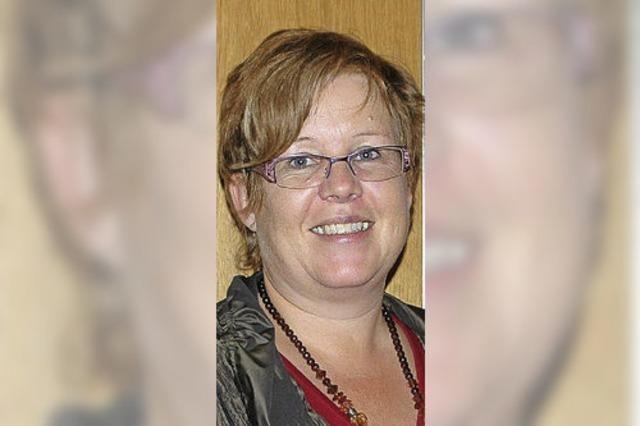 Susanne Roßkopf neue Pfarrerin am Blauen