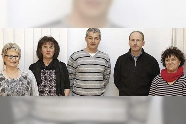 Vier neue Gesichter für Enkenstein