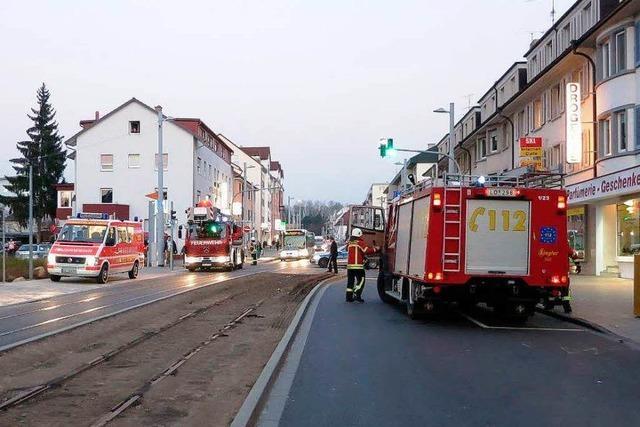 Alarm in Friedlingen – doch Messungen weisen kein Gas nach