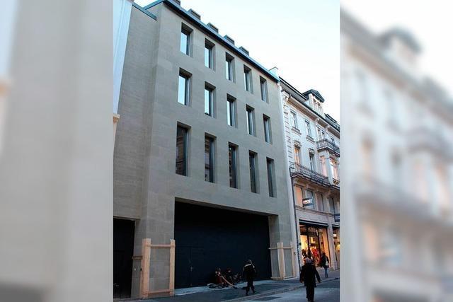 Rätselraten um den Apple Store in Basels Innenstadt
