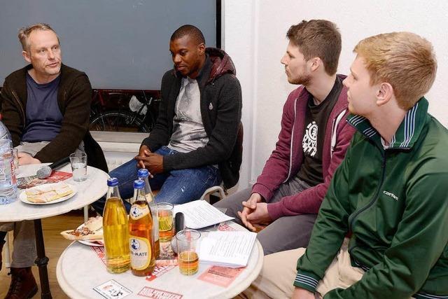 Streich und Guédé reden über Diskriminierung im Fußball