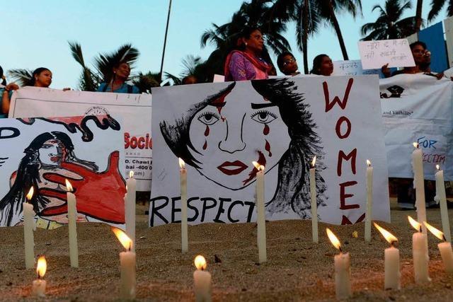 Todesstrafe gegen Vergewaltiger in Indien bestätigt
