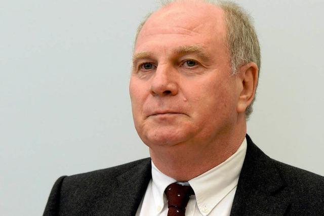 Chronologie: Die Steuer-Affäre von Uli Hoeneß