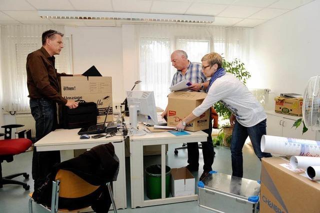 Die Kripo verlässt Müllheim