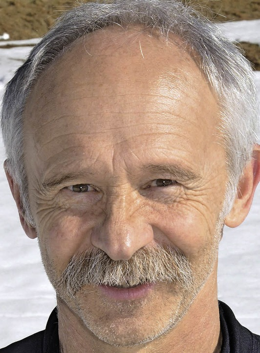 Georg Dieterle    Foto: Annemarie Zwick