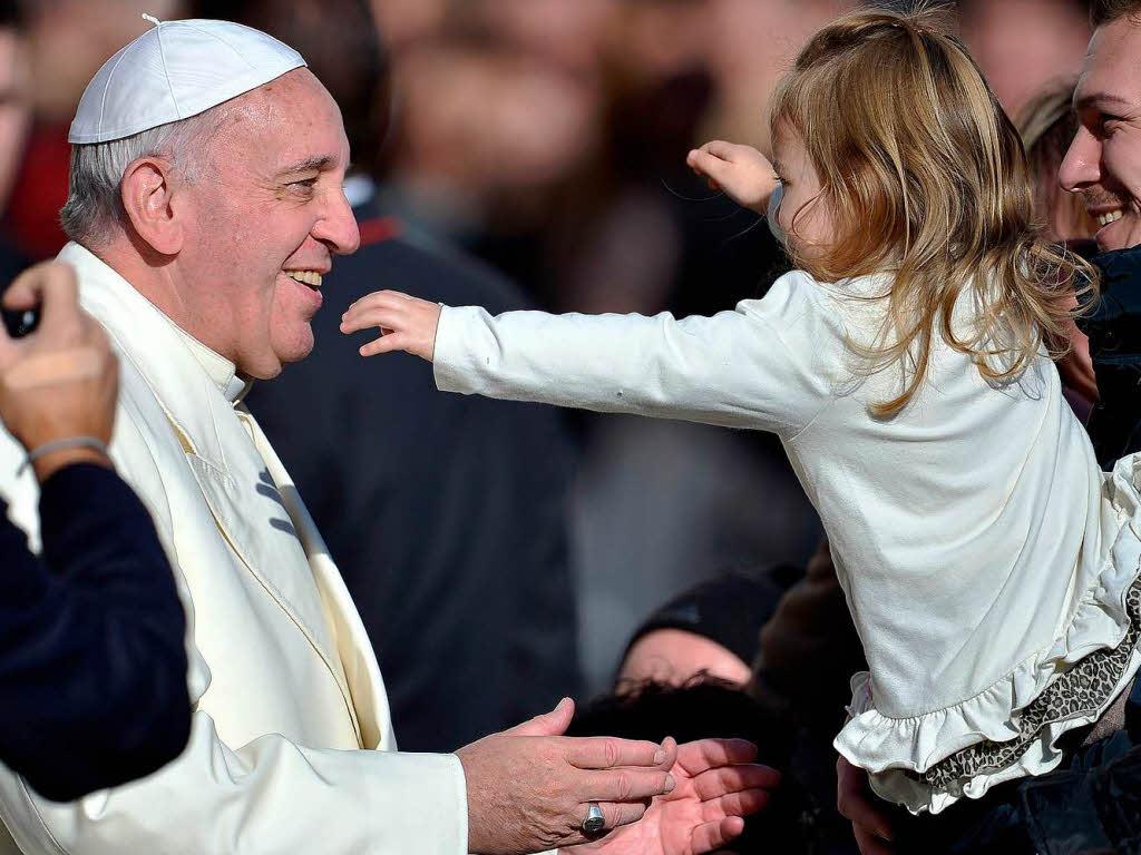 Papst Franziskus Barmherzigkeit