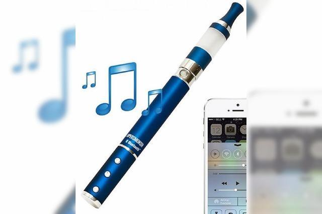 Hybride E-Zigarette: Rauchen allein genügt nicht