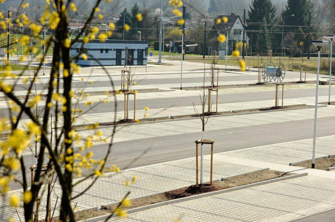 350 Pendlerparkplätze  | Foto: Rita Eggstein