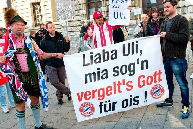 Die Gier nach mehr: Uli Hoeneß' tiefer Fall