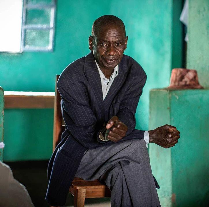 D. Kanamugire  | Foto: Thomas Imo/photothek.net