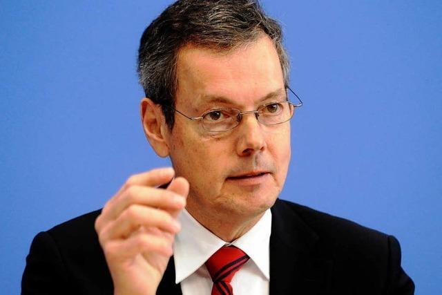 Ökonom Bofinger ruft Finanzminister Schäuble zum Schuldenmachen auf