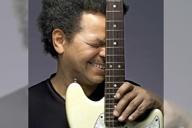"""Al Jones spielt bei der """"Hammond Jazz Night"""" im Jos-Fritz-Café"""
