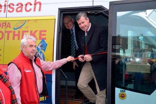 Freie Fahrt für den neuen Breisacher Bürgerbus