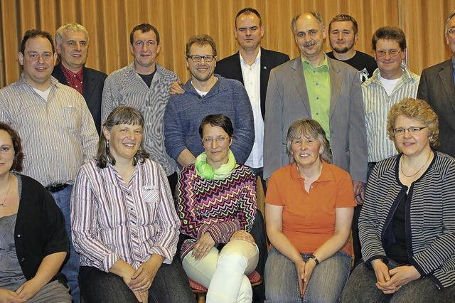 17 SPD-Kandidaten wollen in den Rat
