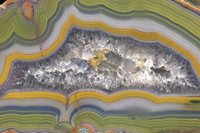 Die glitzernde Welt der Mineralien