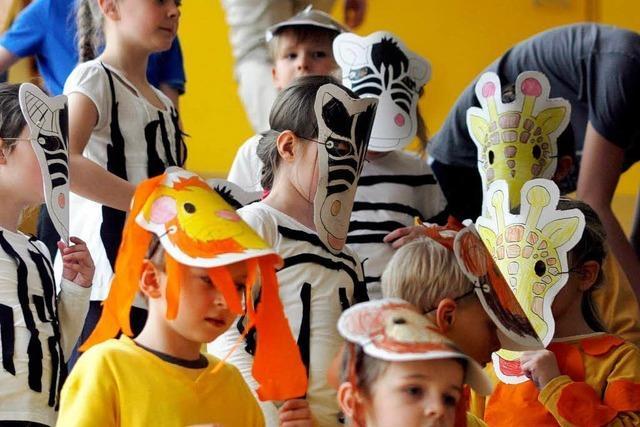 Die Grundschule der Freien Evangelischen Schule ist eröffnet