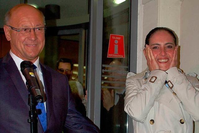 Biberach im Kinzigtal: Daniela Paletta ist neue Bürgermeisterin