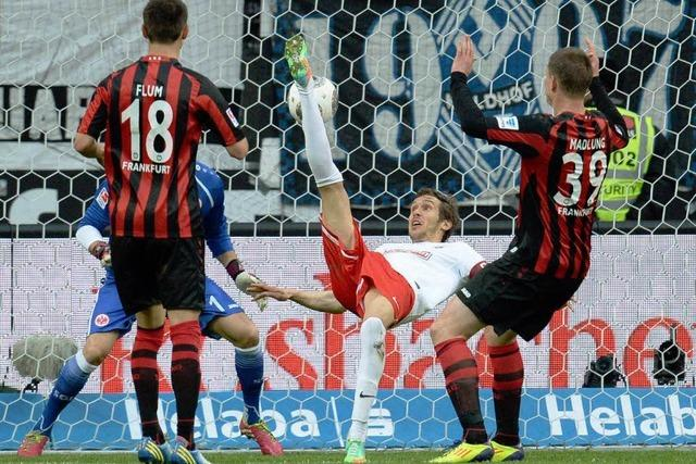 SC Freiburg in Frankfurt unter Dauerdruck – und siegreich