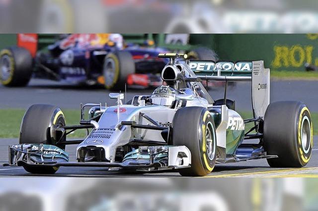 """Nico Rosberg siegt in Melbourne: """"Das hat sich gigantisch angefühlt"""""""