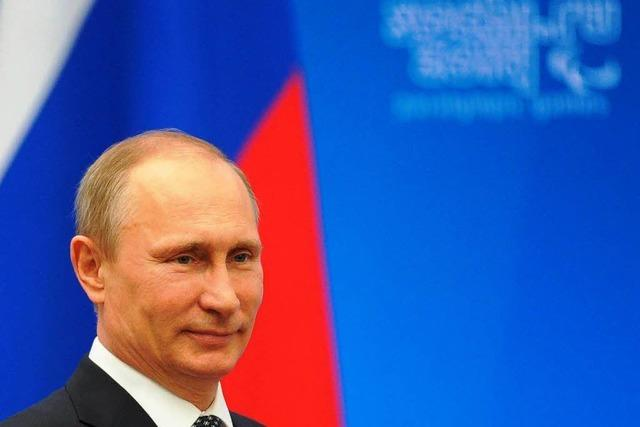 EU und USA beschließen Sanktionen gegen Russland