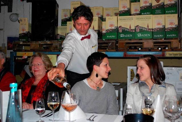 Zum 6. Mal fand in Oberrotweil die Rotweinnacht statt