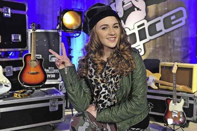 The Voice Kids: Naomi ist die Stimme Kanderns im TV