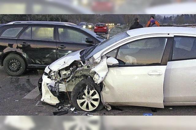 Zahl der Verkehrsunfälle im Kreis Emmendingen ist 2013 gestiegen