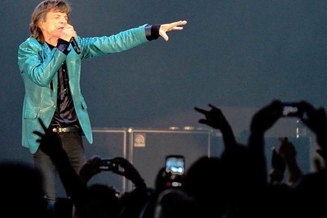 Rolling Stones spielen in Berlin und Düsseldorf