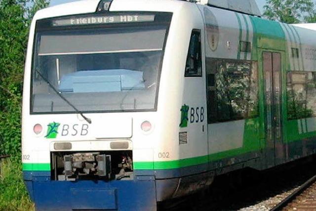 Breisgau-S-Bahn bekommt zusätzliche Wagen