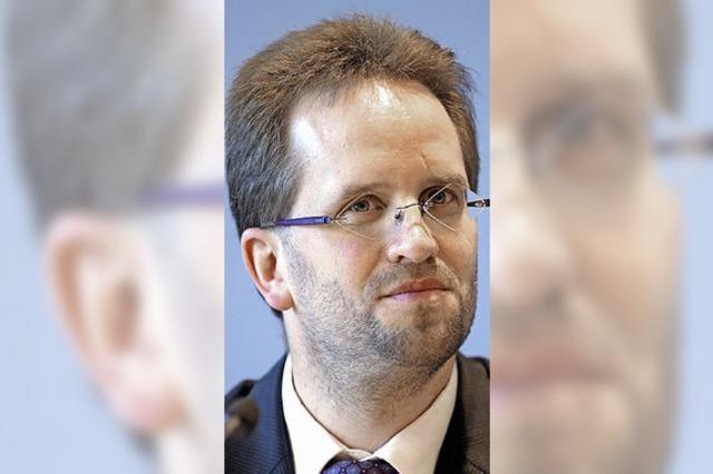 Klaus Müller wird oberster deutscher Verbraucherschützer