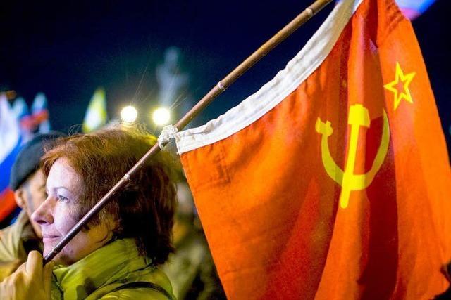 Kremltreu und berechnend: So hält die Krim Kurs auf Russland