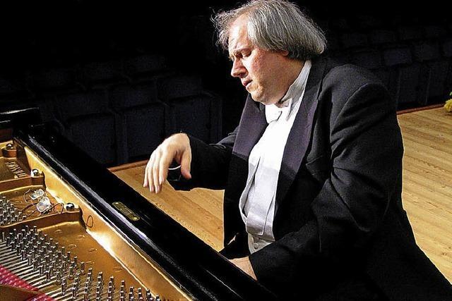 Emil-Gilels-Festival in Freiburg: Magier am Klavier
