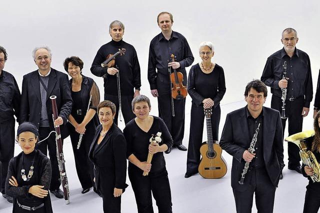 Freiburger Ensemble Aventure gibt sich lateinamerikanisch