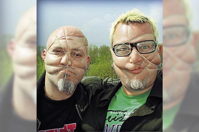 DONNERSTAG: COMEDY: Dragan und Alder