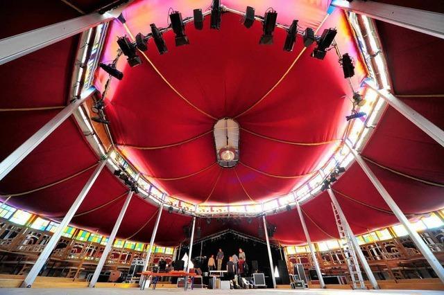 Wer spielt auf dem Zeltmusik-Festival in Freiburg?