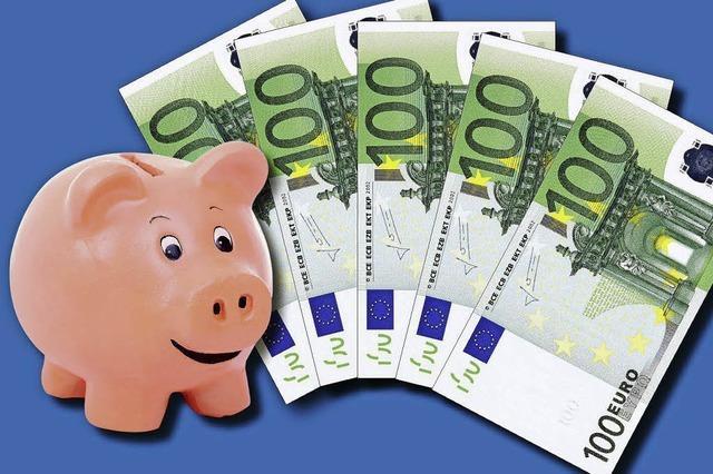 BZ-GEBURTSTAGSGLÜCK: Jeden Tag 500 Euro