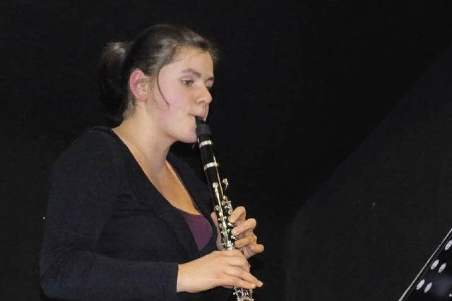 Schülerkonzert im Schlosskeller Tiengen