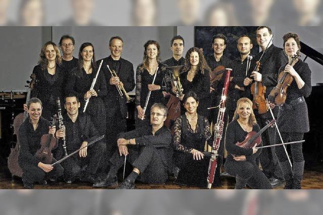 Konzert der Holst-Sinfonietta: