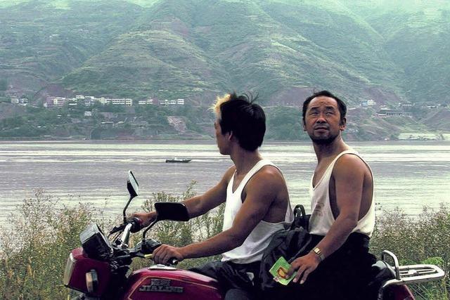 """Koki zeigt den chinesischen Spielfilm """"Still Life"""""""