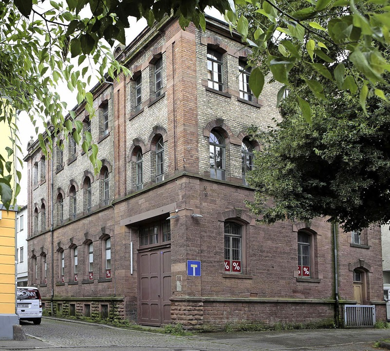 Die ehemalige Tonofenfabrik in Lahr  | Foto: Christoph Breithaupt