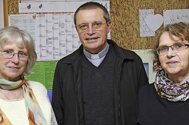 Verein geht unter's Dach der Kirche