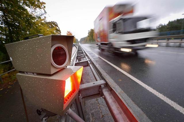 Ortenaukreis: Mobile Blitzer bringen 2,9 Millionen Euro