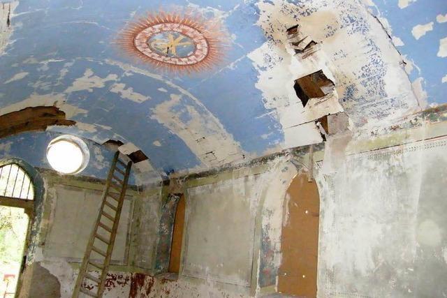 Badkapelle in Boll von Abriss bedroht – Gegner formieren sich